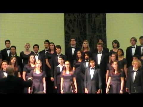 Go Lovely Rose CSULB Choral Concert 20091031