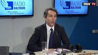 """Глава отдела медиаполитики Минкульта Роберт Путнис в программе """"Разворот"""" #MIXTV"""