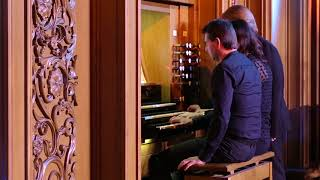 "ПЕНЗАКОНЦЕРТ - Сюзанна Веерман и Вим Дус (орган, Нидерланды) / ""Penza Fest"""