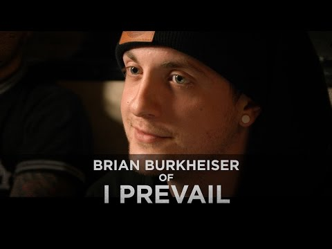Perseverence & Finding Your Path In Life -- Brian Burkheiser from I Prevail