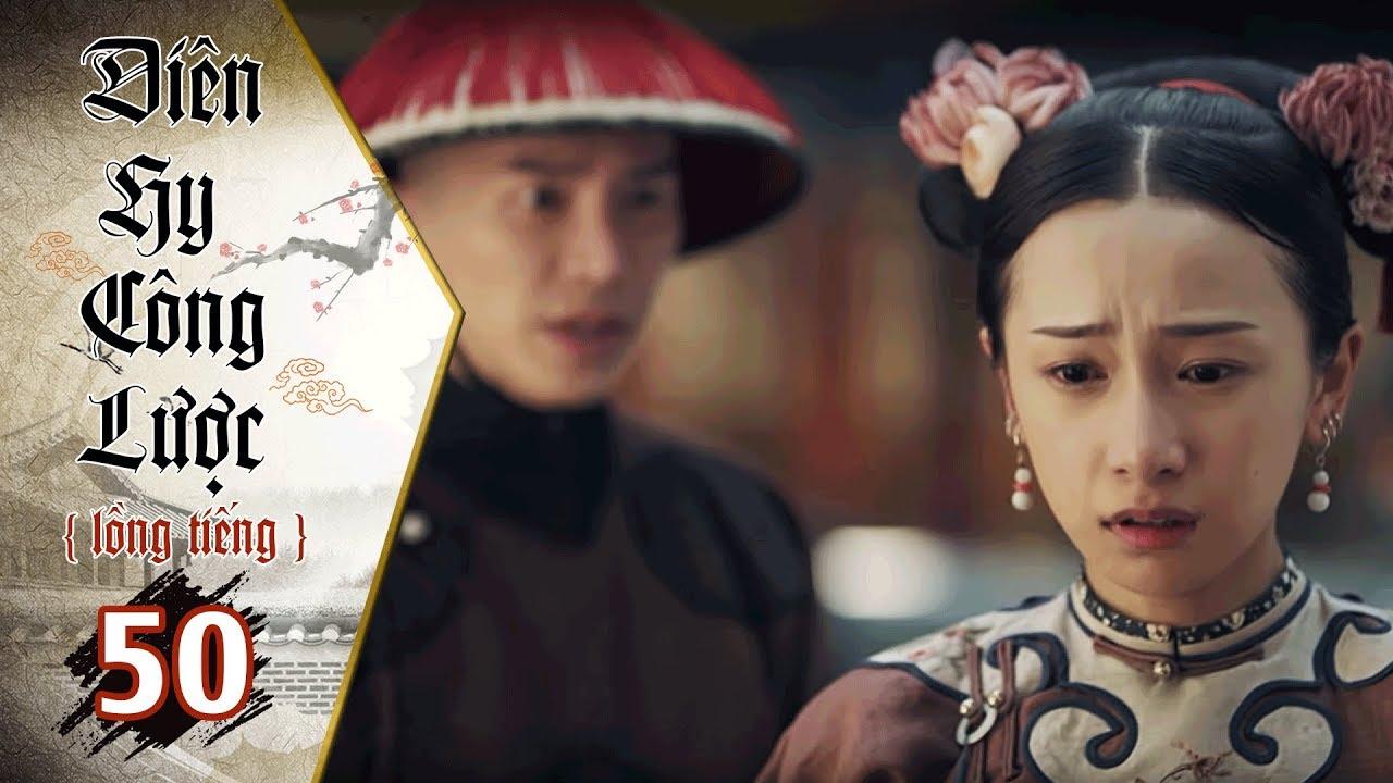 image Diên Hy Công Lược - Tập 50 (Lồng Tiếng) | Phim Bộ Trung Quốc Hay Nhất 2018 (17H, thứ 2-6 trên HTV7)