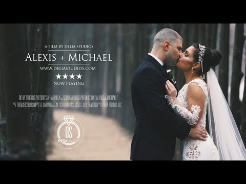 Alexis + Michael :: Wedding Highlights :: South Gate Manor