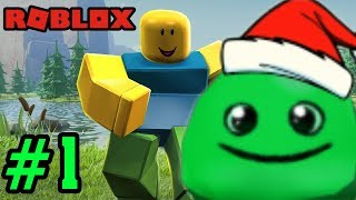 Getting Started With very high Price Christmas Slime | Roblox Slime Rancher #1 | Top PC Game