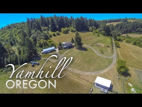 21480 NE Laughlin Rd Yamhill Oregon Farm for Sale