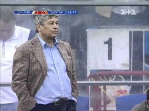 Fantastic goal Shevchenko in Dynamo.Sheva Briliant goal