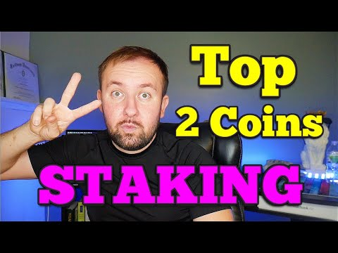 Top 2 Coins That I Will Be Staking For 5 Plus Years ( BEAR MARKET STAKING )