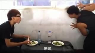 模仿動物吃飯(台灣校園版)