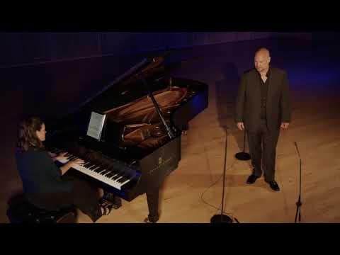 Brahms & Daumer: Unbewegte laue Luft, Op. 57 No. 8 - Tyler Duncan & Erika Switzer