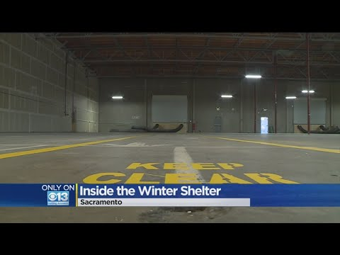 Controversial Sacramento Homeless Shelter Readying For Dec. 8 Opening