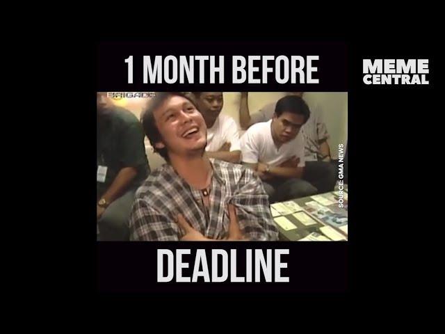 Deadlines starring Baron Geisler