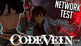 Did You Like Code Vein? (Network Test Gameplay + Thoughts)
