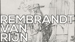 Rembrandt van Rijn: A collection of 102 sketches (HD)