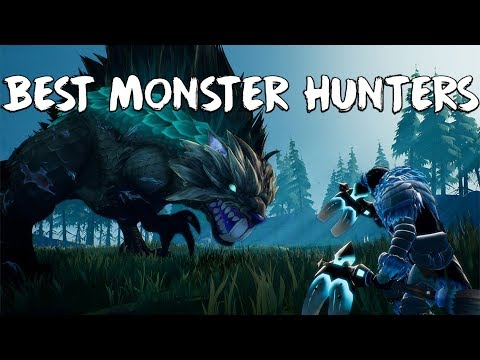 THE BEST MONSTER HUNTERS - Dauntless