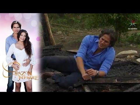 Octavio se entera de la desgracia de Maricruz | Corazón indomable - Televisa