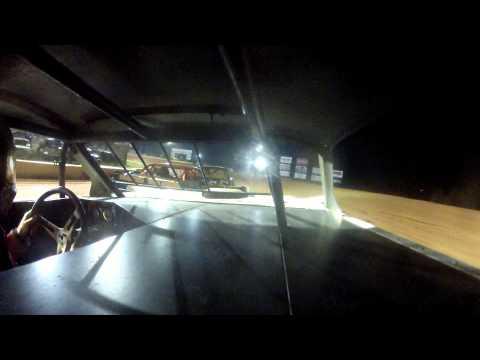 Dustin Watkins  Pure Stock Swainsboro Raceway
