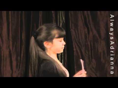 Adrianna Bertola || Screen Test Part 1