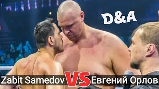Zabit Samedov DEV Rakibini PERT Ediyor / VS Evgeny Orlov (2016) Özet - Dövüş ve Adrenalin