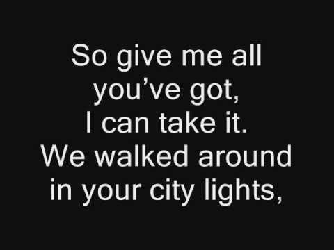 My Chemical Romance - Burn Bright (LYRICS)