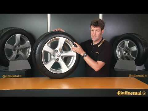Continental - Tire Sidewall Information