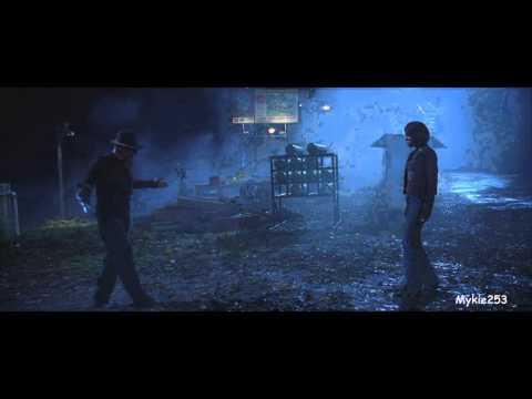 Kelly Rowland meets Freddy Krueger