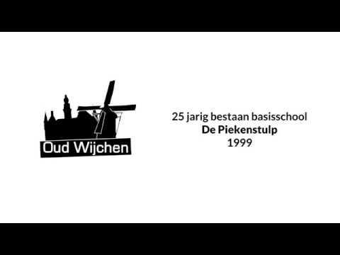 Oud Wijchen 7 | 25 jarig bestaan basisschool De Piekenstulp | 1999