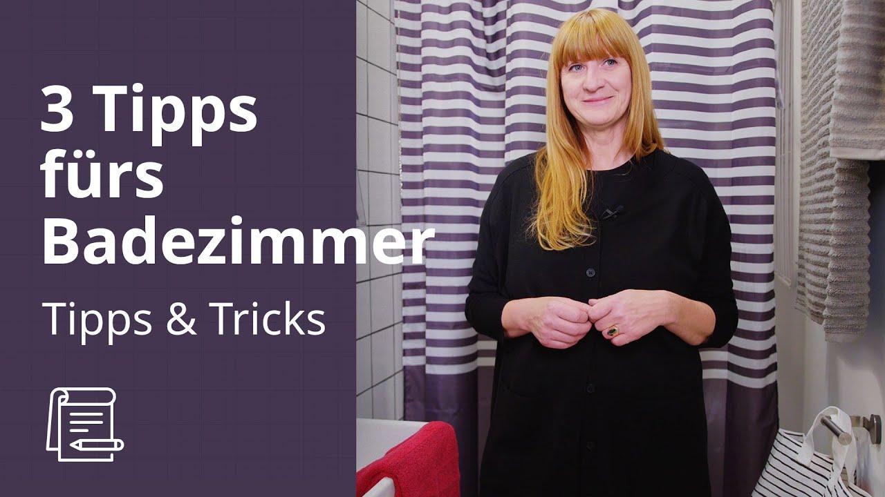 Badezimmer Dekorieren Ikea Tipps Tricks Youtube