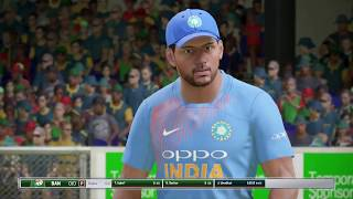 India vs Bangladesh T20 highlights (Ashes Cricket PS4 Pro gameplay)