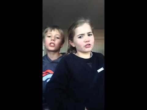 Addie and Milan show funny