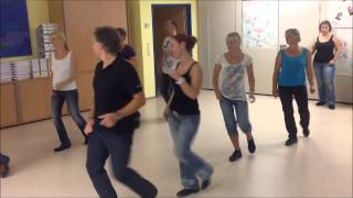 FOOLISH HEART - Line Dance