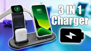 Airpower is Cancel But This 3 IN 1 Charging Station Is Awesome - 3 IN 1 Station Review