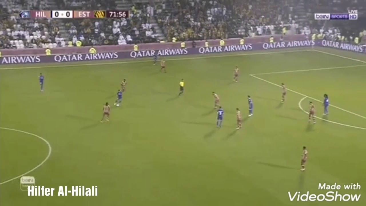 هدف قوميز العالمي في مرمى الترجي التونسي(1-0) كأس العالم ...