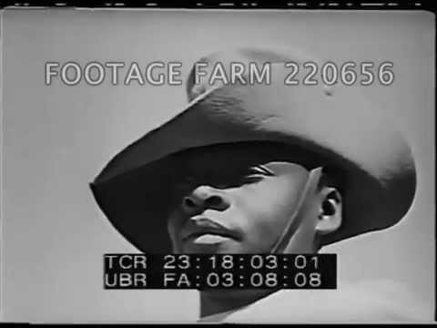 1947 South Africa; England 220656-14 | Footage Farm