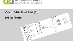 GRAFCET - 010/a Blinklicht (1), (SPS konform)