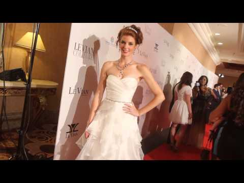 Live From JCK Las Vegas 2013 Day 4: Le Vian Red Carpet