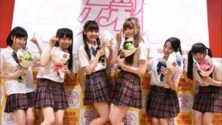 乙女新党が6月29日に東京・タワーレコード錦糸町店で、2ndアルバム「乙...