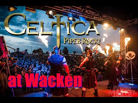 The Last Voyage of the Great Michael, Live at Wacken 2015