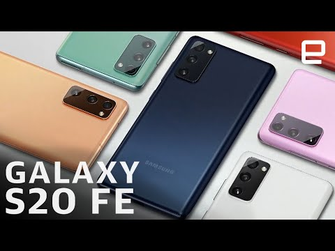 Samsung Galaxy Unpacked S20 Fan Edition in 8 minutes