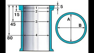 Как измерить цилиндр на предмет износа?