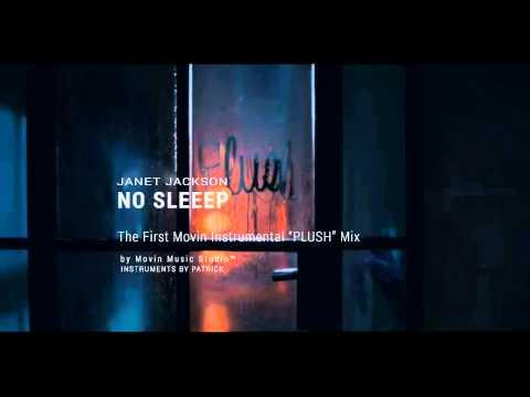 Janet Jackson - No Sleeep | Instrumental |