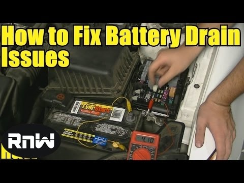 How To Perform A Parasitic Draw Test On Your Vehicle - Diagnosing Battery Drain Issues