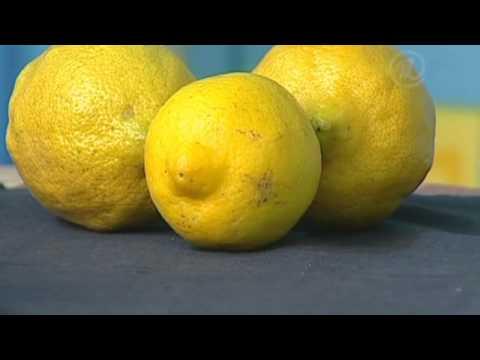 Лимон, польза лимона, как выбрать лимон.mp4