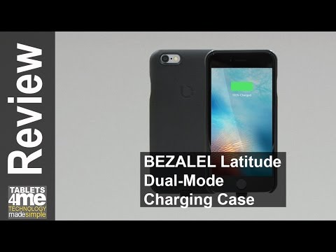 BEZALEL Latitude [Qi + PMA] Dual-Mode Universal Wireless Charging Receiver Case