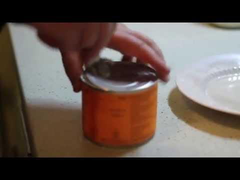 Тушёнка:мясо перепела в собственном соку