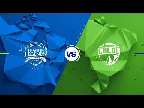 NA vs. BR | Group Stage | 2017 All-Star Event | North America vs. Brazil