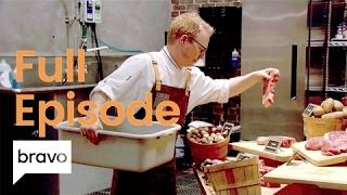 Last Chance Kitchen: Raw Deal (Season 14, Episode 6)   Bravo