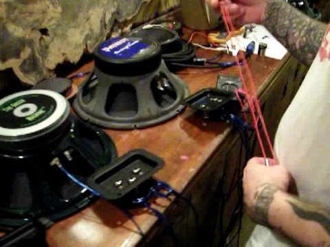 ear candy faq parallel vs series wiring for guitar speaker cabs 3 of guitar speaker parts ear candy faq parallel vs series wiring for guitar speaker cabs 3 of 3
