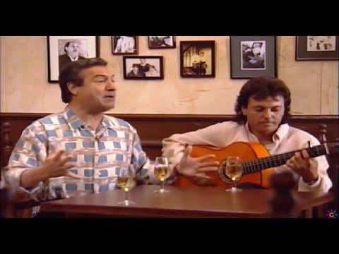 Manuel Mairena por bulerías, liviana y toná   Flamenco en Canal Sur