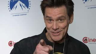 Jim Carrey Doesn't Want to Reboot Any of His Old Movies (Exclusive)