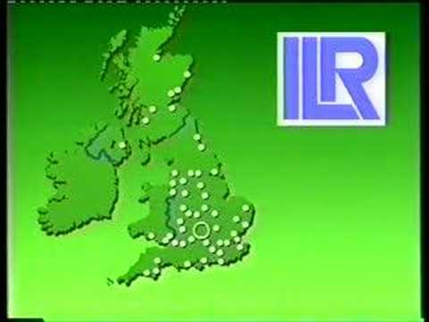 ILR Independent Local Radio in 1984