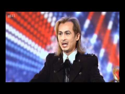 """Britain's Got Talent - """"Riding From Eliminating"""" b..."""